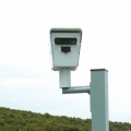 Redflex Speed Camera Crown Pole