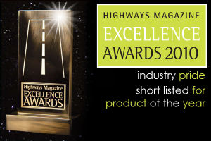 Highways Excellence Award 2010