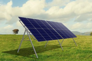 Season Adjustable Solar Panel Frame